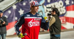 Travis Pastrana's Nitro Circus Live comes to South Africa