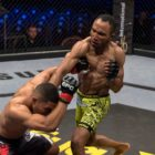 MMA action from EFC 65 at Carnival City in Johannesburg