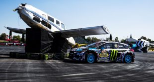 Watch the exclusive livestream from Gymkhana GRiD South Africa