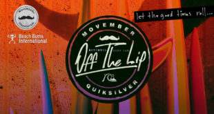 Details for the 2017 Off The Lip Movember Surf Jam presented by Quiksilver