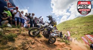 Details for the 2017 Motul Roof of Africa, the Mother of Hard Enduros