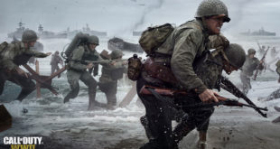 Our pros and cons of Calle of Duty WWII