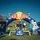 2017 Dustin Rudman Invitational Round 3 Downhill Ladies Podium