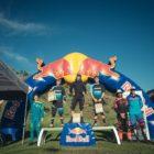 2017 Dustin Rudman Invitational Round 3 Downhill Men Podium