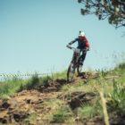 The famous Heldekruin Hill playing host to Downhill Mountain biking at the Dustin Rudman Invitational