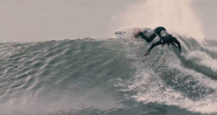 British surfers James Parry and Sebastian Smart alongside Adrien Toyon recently visited Cape Town on a mission to conquer SA's best spots.