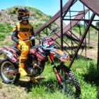 Freestyle Motocross rider Michael Oyston joins Shift MX