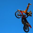 We talk Freestyle Motocross with Michael Oyston