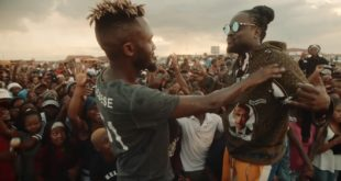 Check out the new music video for Spirit by Kwesta featuring Wale.
