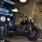 Visit the Indian Motorcycle store in Melrose Arch