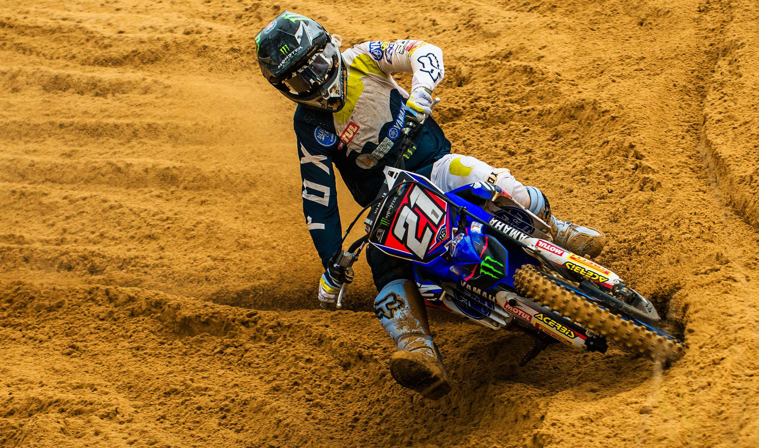 Race Report from Round 1 of the 2018 TRP Distributors SA Motocross National Championship from Rover MX