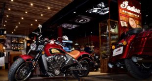 Indian Motorcycle South Africa has moved into 2018 by taking the motorcycle retail experience to a new level.