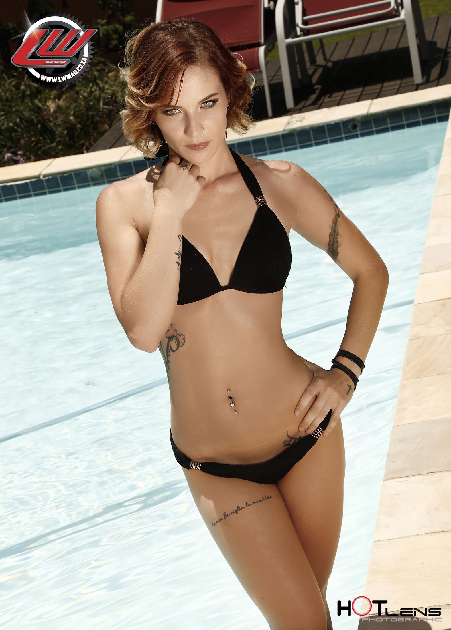 Our South African Girls feature with Lianne Herbst