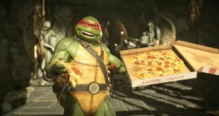 Check out thefirst ever gameplay trailer for the newest, totally radical addition to the Injustice 2 roster -Teenage Mutant Ninja Turtles.