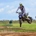 MX riding in the new 2018 Fox 180 Mastar Airline kit