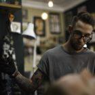 Meet our features Tattoo Artist Phillip Wells