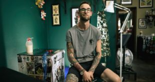 Meet Phillip Wells, a Joburg based Tattoo Artist working out of Handstyle 7th Street Tattoos, and who's Neo Traditional style tattoos stand out among the rest.