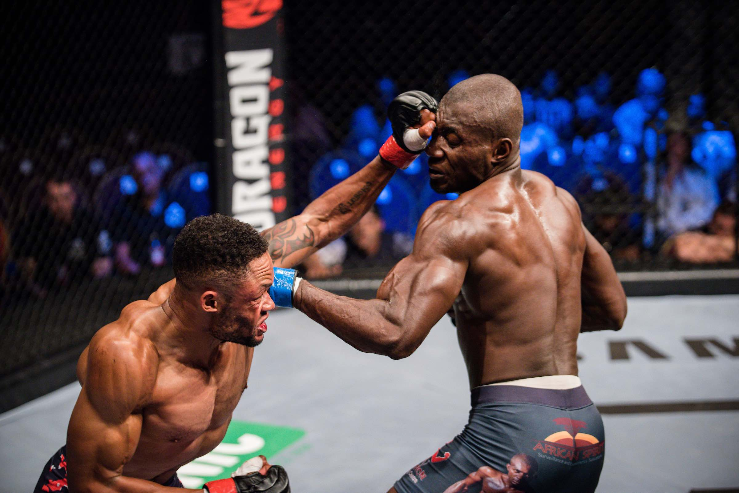 MMA action at its best at EFC 67 from Carnival City