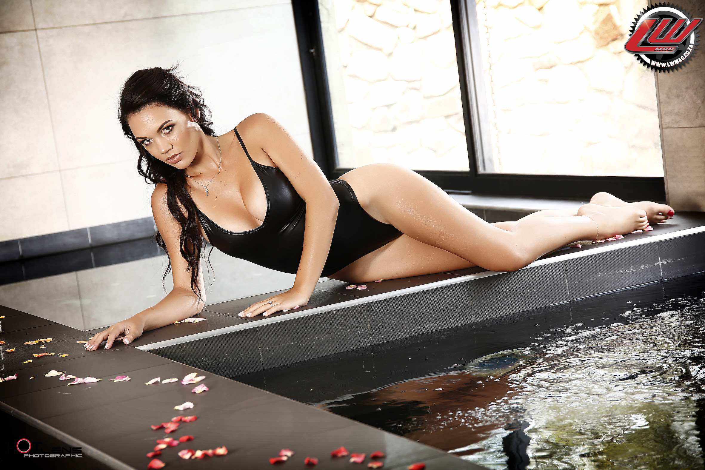 Our South African babes feature with Corita van den Berg