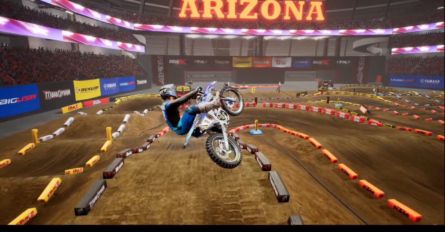 MX vs ATV All Out Trailer - Racer X   Gaming   LW Mag