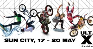 The 2018 ULT.X Action Sports Festival is coming to Sun City Resort this May. Witness an insane line-up of global BMX and Skateboarding athletes battling it out for the 2018 title.