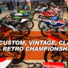 The RocoMammas The Custom, Vintage, Classic and Retro Motorcycle Championship at SA Bike Fest