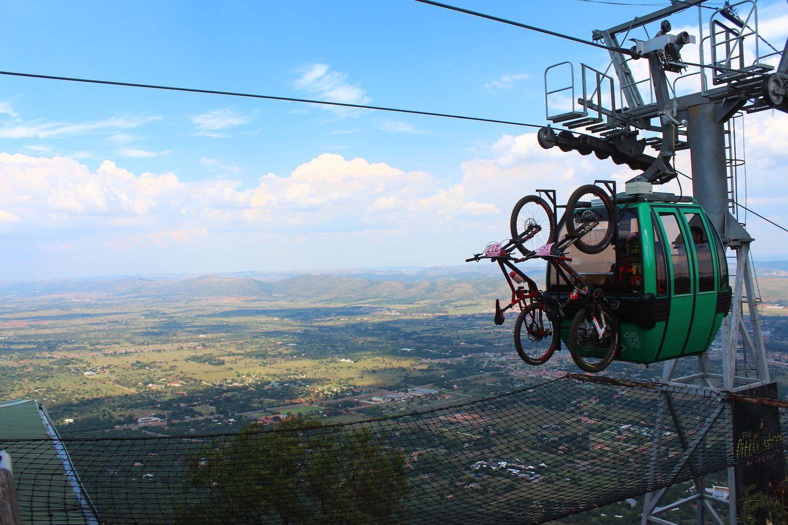 Hartbeespoort Adventure and Trail Park played host to the 2018 SA Downhill MTB Championships