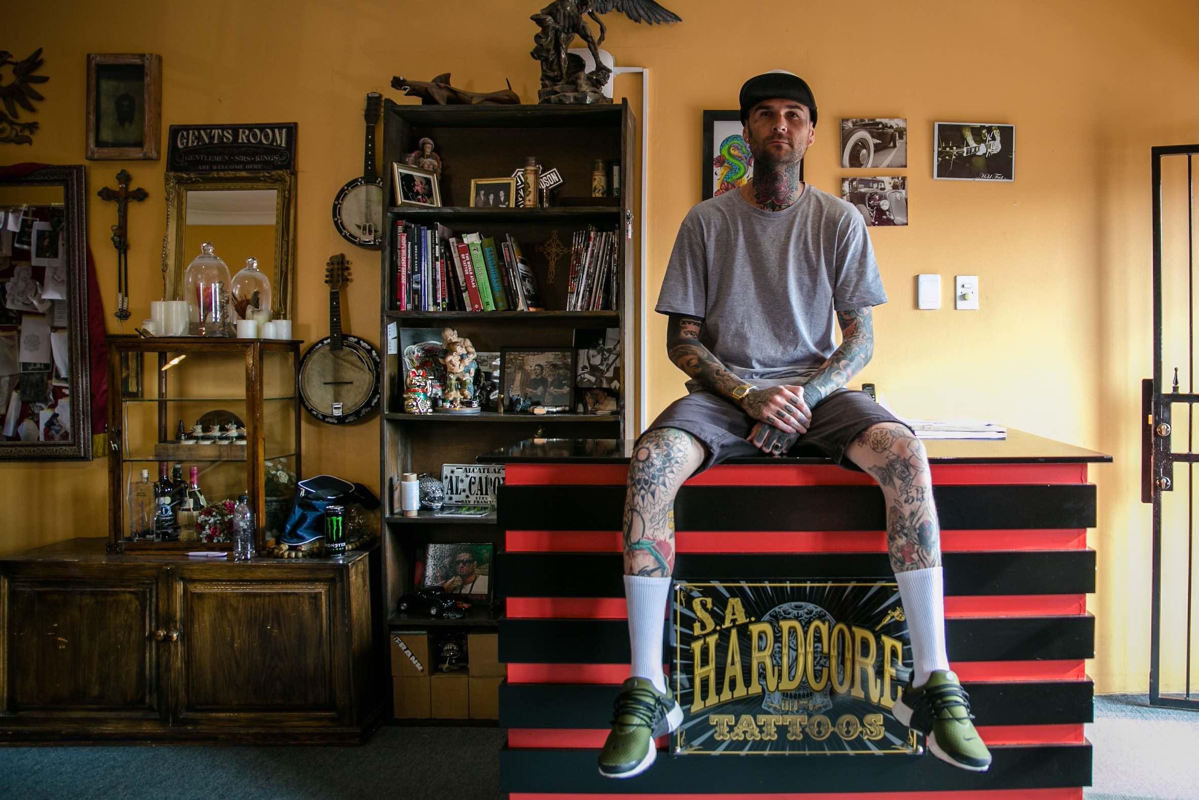 Meet Duran Niemach as our featured Tattoo Artist