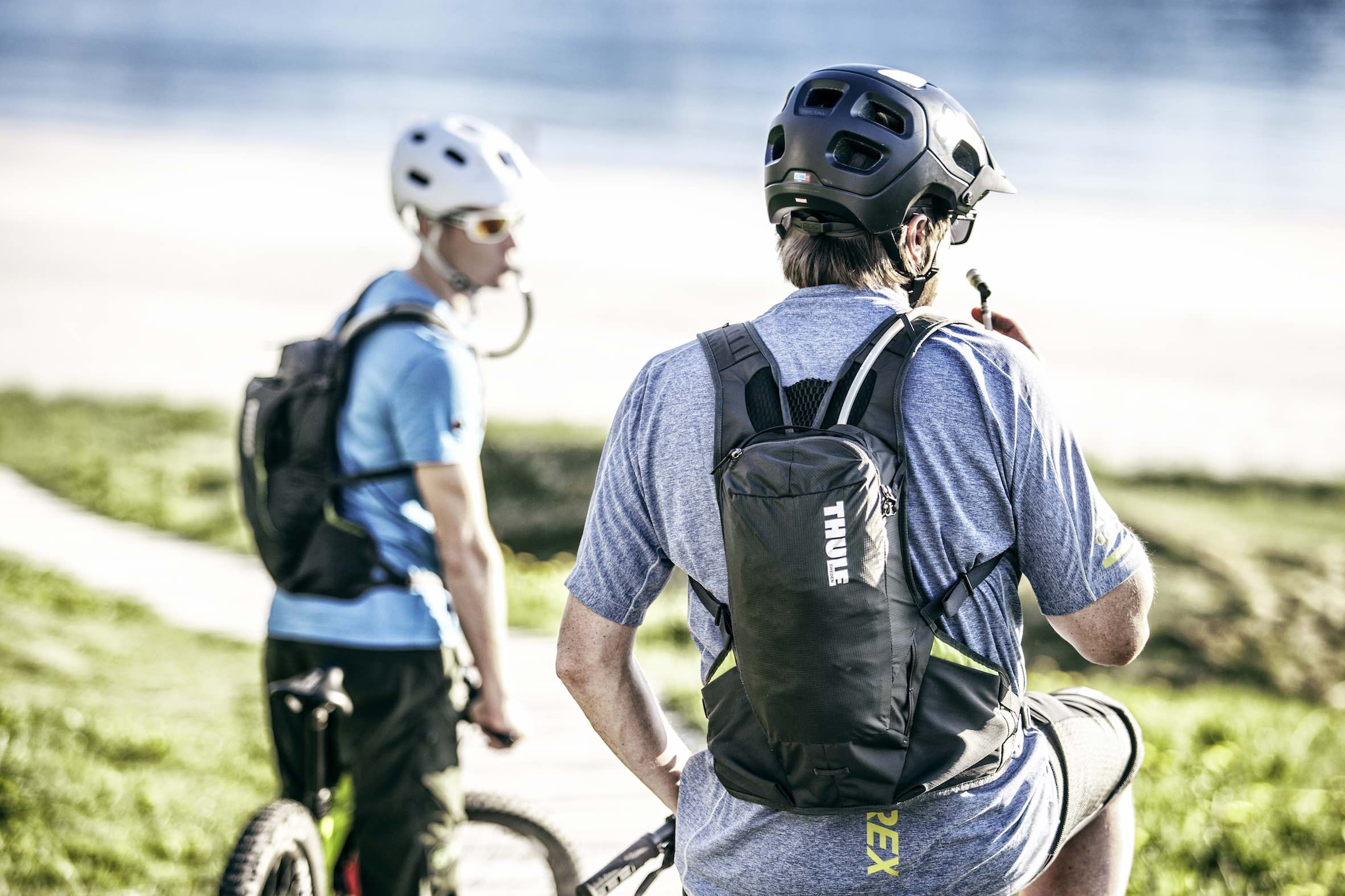 Introducing the all new Thule Vital Hydration Backpacks