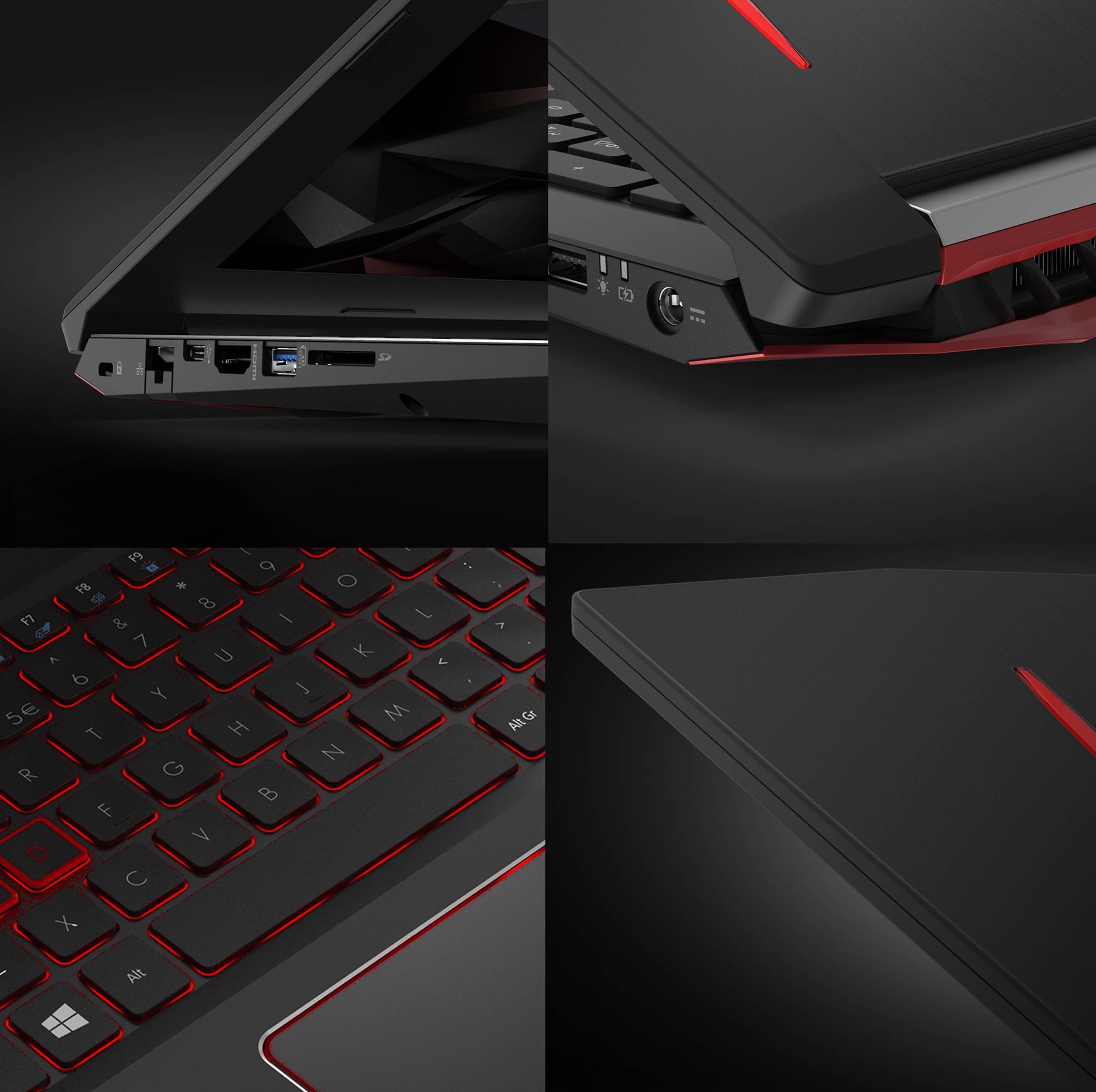 Predator Helios 300 Gaming Laptop standout features