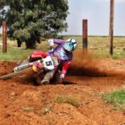 We interview motocross rider, Joshua Mlimi for #60to1