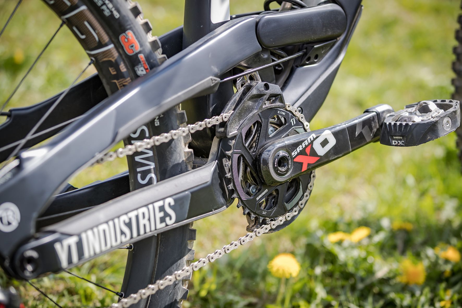 Meet the new 2018 YT Industries TUES Downhill Bike