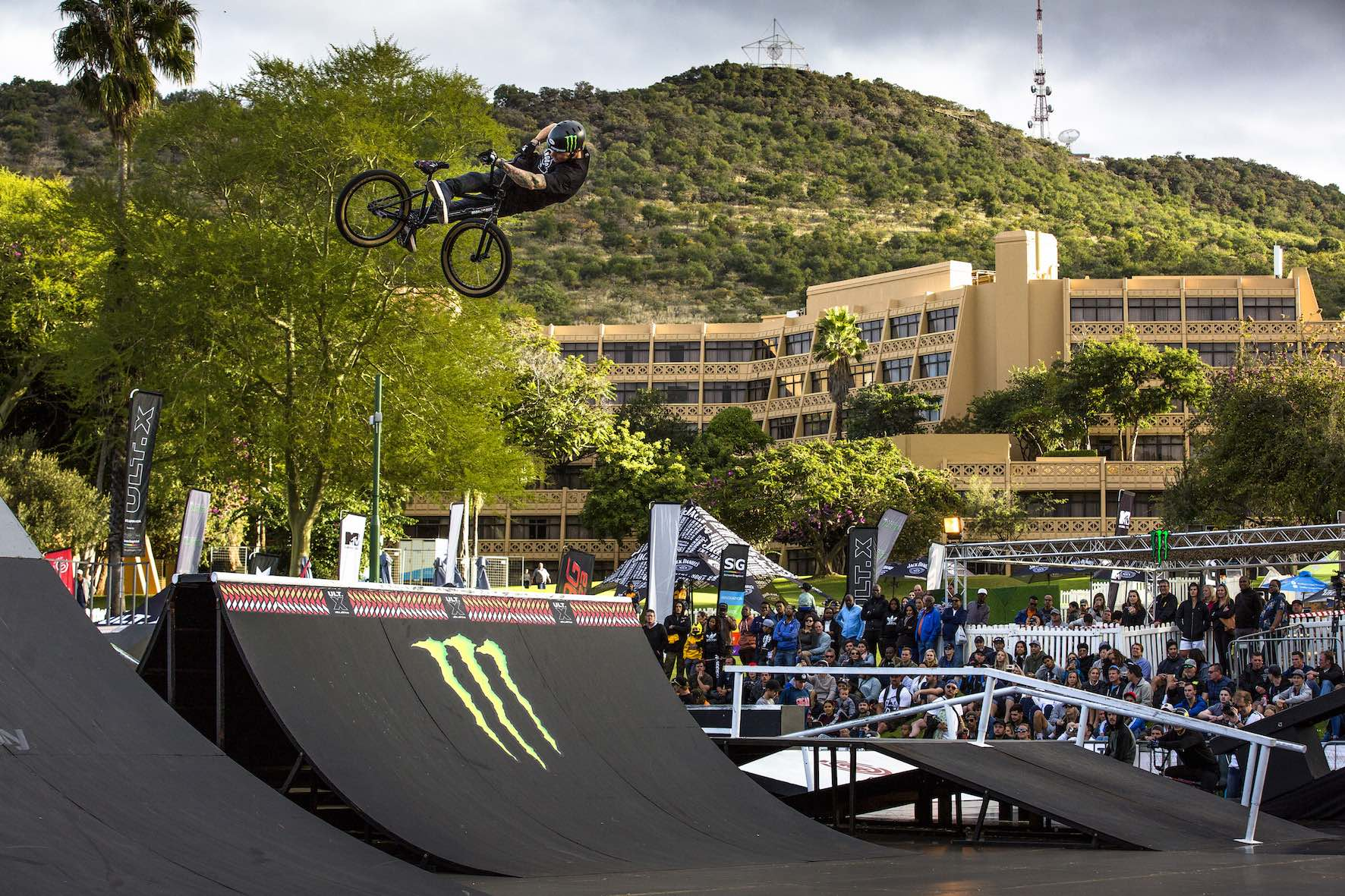 Action Sports at its best at Ultimate X 2018