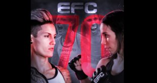 See the full MMA fight card for EFC 70 in Durban