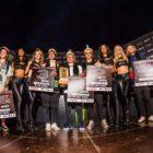 BMX podium at ULT.X 2018