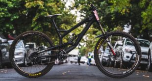Hot off winning the 2018 SA Downhill MTB national championship, we catch up with Theo Erlangsen and his winning YT Industries TUES.