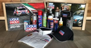 The great people over at LIQUI MOLY have put together this awesome hamper for one of our lucky readers to WIN! Stand a chance of winning here.