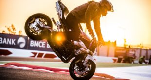 Streetbike Freestyler Julien Welsch Returns to SA Bike Fest