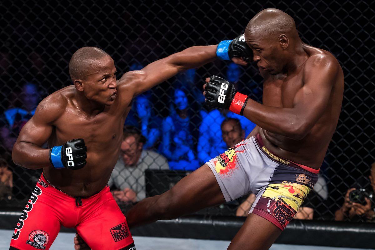Sizwe Mnikathi vs Sifiso Ngcobo