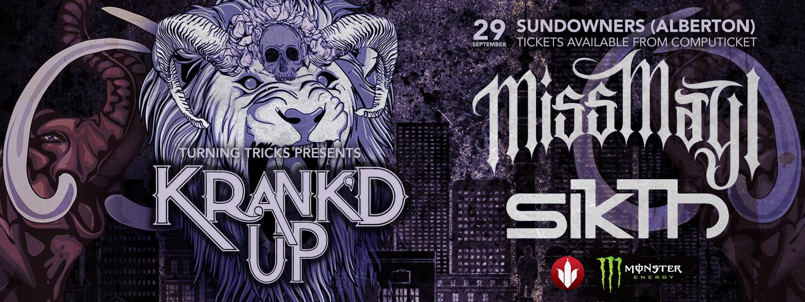 Details for the Krank'd Up 2018 music festival