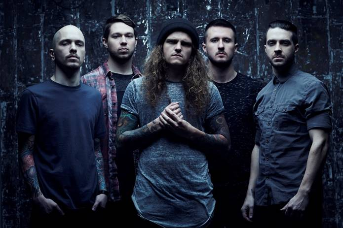 American metalcore bandMiss May Ihave been announced as the headlining act for Krank'd Up 2018