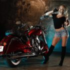 Meet Indian Motorcycle Vixens, Kelly Roux
