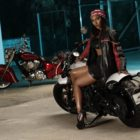 Our Indian Motorcycle Vixens feature with Mandy Kgobe