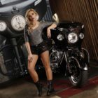Interview with Indian Motorcycle Vixen, Carmi Wilmans