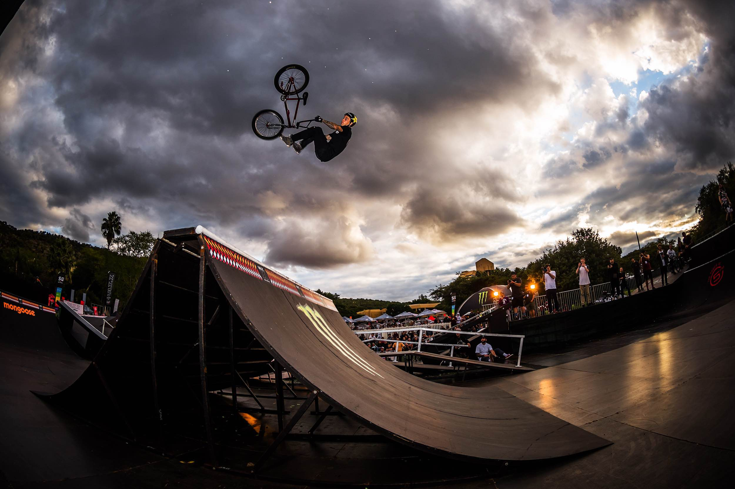 We interview BMX Freestyle world champion, Logan Martin