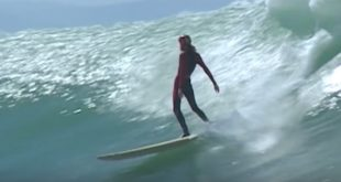 """The finalepisodeof Dylan Lightfoot's 6-part web series """"J"""" is live. Take a bit of a history lesson on Jeffrey's Bay asShaun Tomson talks about his earliest experiences of surfing J Bay."""