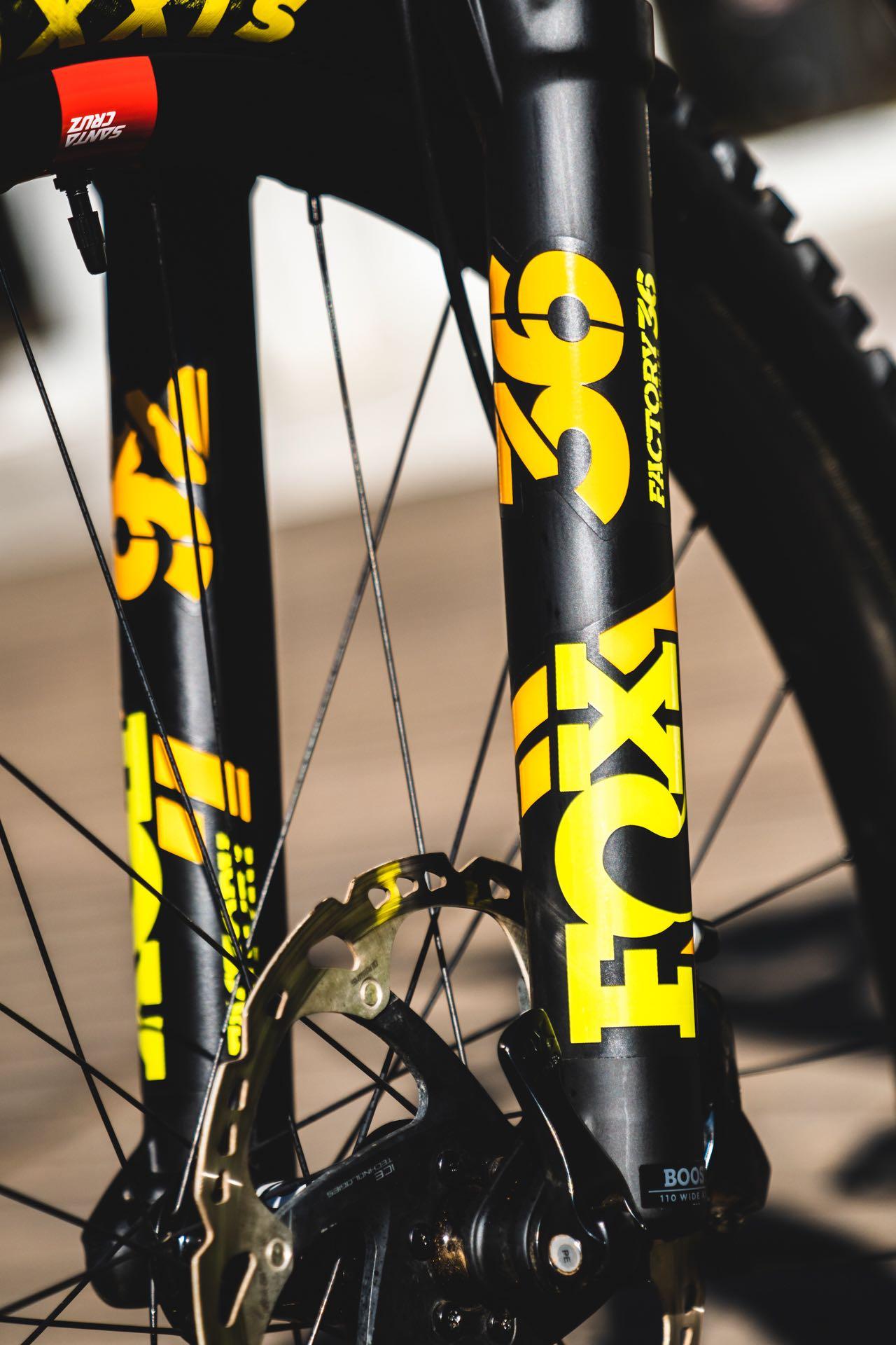 Meet the 2018 Santa Cruz Hightower LT Enduro Mountain Bike