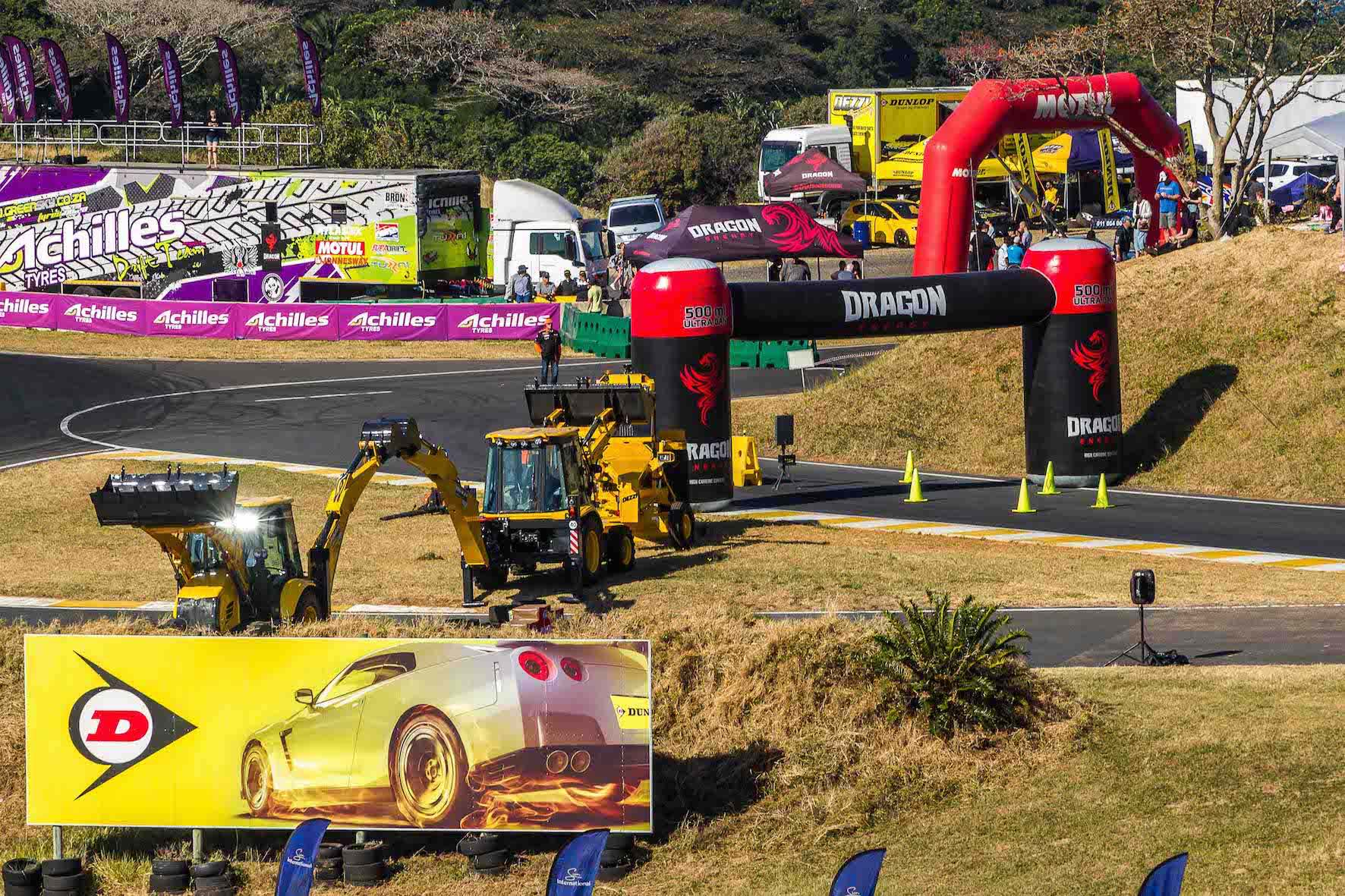 Round 3 of the 2018 SupaDrift Series took place at Dezzi Raceway