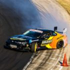 Drifting action from Round 3 of the 2018 SupaDrift Series