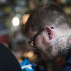 We talk tattoos with Dean Clarke of Tattoo Tony Creations